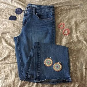 Gap Factory Sexy Bootcut Fit Size 12